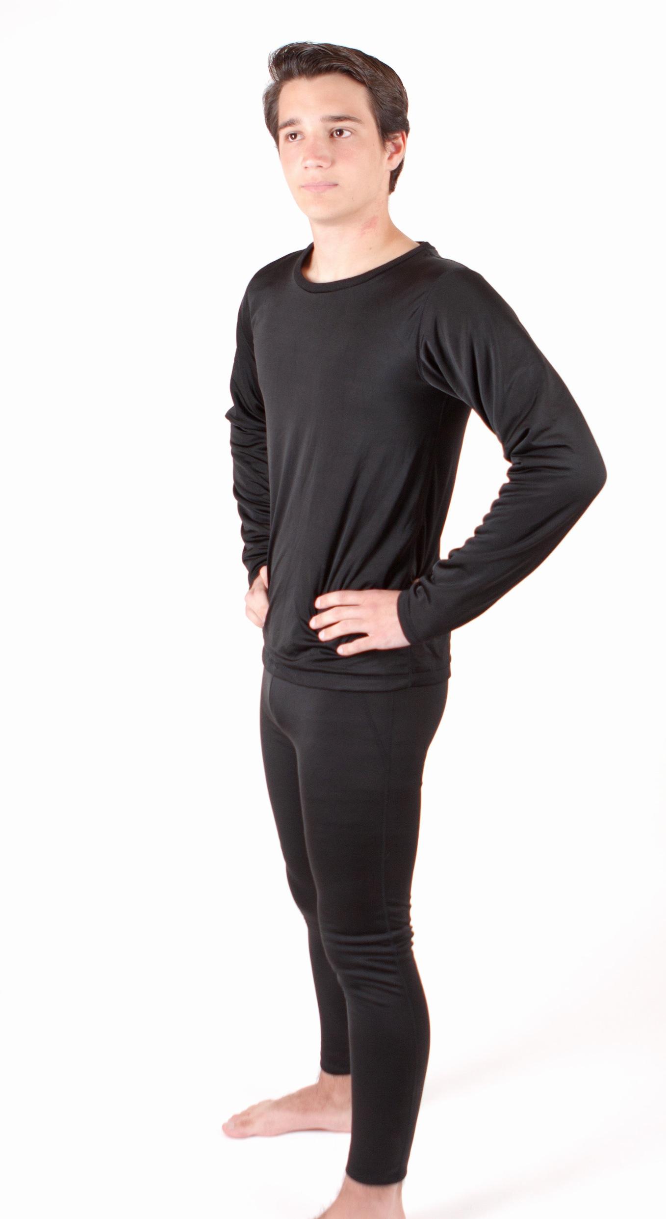 Long Underwear - Men's Warm Core (Top)
