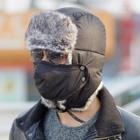 winter flap hat