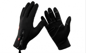 winter gloves - touchscreen compatible